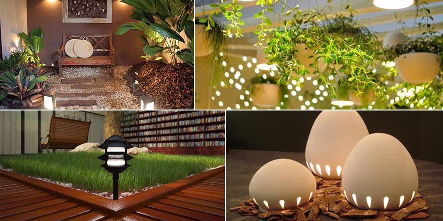iluminacao de jardim tipos ? Doitri.com