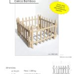 Cerca Bamboo